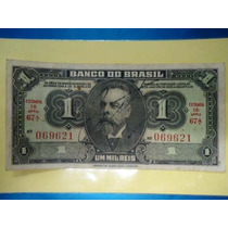 Cedula De Mil Reis Original R193, 1 Serie 67a - Frete Gratis