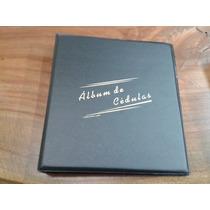 Acm/1p - Album Pvc X Pvc P/ 120 Cédulas Sist.argolas
