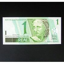 1,00 Real - Fe Cédula C-254 Escassa, Fe