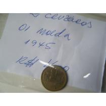 Cédulas E Moedas Antigas - Nacional -