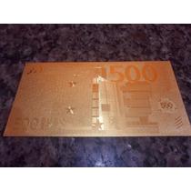 500 Euro Comemorativo !
