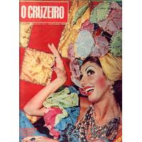 O Cruzeiro 1972.mailia Pêra.flamengo.brthânia.rio.moda.embu