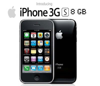 Celular Apple Iphone 3gs 8gb Desbloqueado De Fábrica Naciona