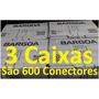 Conector Linear 101e Bargoa/corning - Com Gel - 3cx 600 Unid
