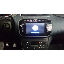 Central Multimídia Fiat Punto 2013 2014 2015 Tv Gps Gps