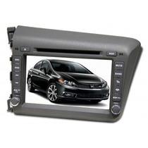Central Multimidia Aikon Honda Civic 2012-2013-2014