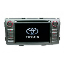 Central Multimidia Toyota Hilux 2012 - 2015 Axis Gasolina