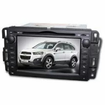 Central Multimidia Chevrolet Captiva 2008/2013