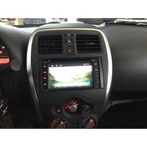 Kit Central Multimídia Nissan March/versa Aikon Phone Link