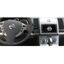 Central Multimidia Nissan Tida Livina Versa March Frotier