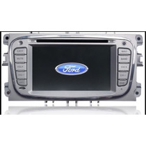 Central Multimídia Ford Focus De 2008 A 2012 Original Comple