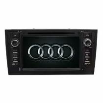 Kit Central Multimidia Dvd Gps Audi A6 Tv Original