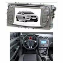 Central Multimidia Ford Focus 2008-2012 Original Do Carro