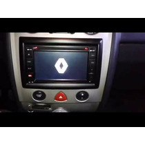 Kit Multimidia Renault Megane + Moldura + Interface Volante