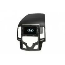 Central Multimidia Hyundai I30 Ar Analogico / Digital 3g