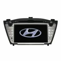 Central Multimidia Hyundai Ix35