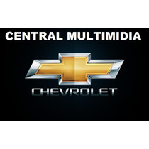 Central Multimidia Original Cruze Vectra Meriva Sonic S10