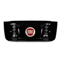 Central Multimídia Dvd Fiat Punto 2012/2016 Aikon