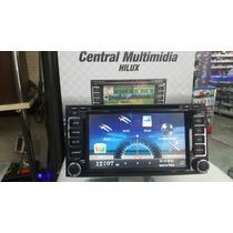 Central Multimidia Toyota Hilux 2005/2011 Corolla 2005/2007