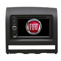 Central Multimidia Fiat Ideia Siena Palio, Tv Gps