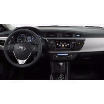 Central Multimidia Aikon S100 Toyota Corolla Novo Gli Espelh