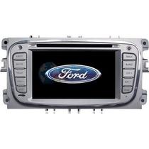 Central Multimídia Ford Focus 2008 À 2012 Original Da Aikon