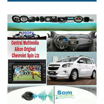 Central Multimidia Aikon Original Chevrolet Spin Ltz /mylink