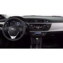 Central Multimidia Aikon S100 Toyota Corolla Gli Modelo Novo