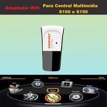 Modem Wifi Compatível Com Central Multimídia S100 E S150