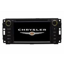 Central Multimídia Booster 300c/journey/wrangler/gracherokee