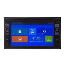 Dvd Central 2din Booster 7600 Android 4.4 Wi-fi Gps Tv