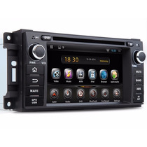 Central Multimidia Dvd Gps Eonon Android Jeep Grand Cherokee