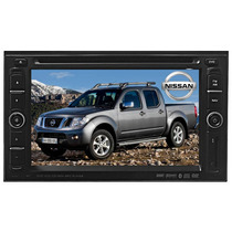 Central Multimidia Nissan Frontier By Caska Dvd Gps Completa
