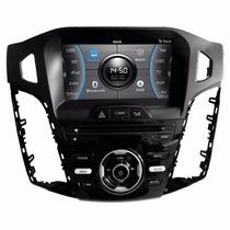 Central Multimídia Caska Dvd Gps Ca309br Novo Ford Focus