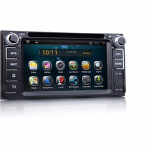 Central Multimidia Dvd Gps Eonon Android Toyota Hilux Wifi