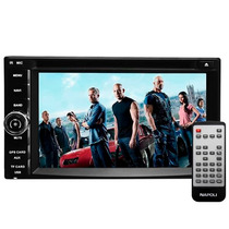 Dvd Central 2din Napoli 6250 Android Wi-fi Gps Tv Digital