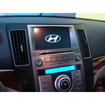 Kit Central Multimídia Vera Cruz Hyundai Veracruz Dvd Tv Gps