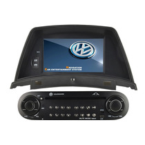 Central Multimidia Dvd Gps Original Bmw X1 - Vw New Beetle