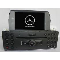 Central Multimídia Mercedes Benz C180 C200 C230 2007 A 2011