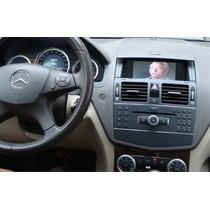 Central Multimídia M1 Mercedes Benz C180 C200 2008 A 2011