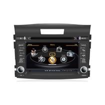 Central Multimídia Honda Crv New Dvd Gps Tv Bluetooth Usb Sd