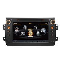 Central Multimídia Suzuki Sx4 Dvd Gps Tv Bluetooth Usb Sd