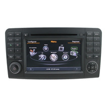 Central Multimídia Mercedes Ml350 2005 A 2012 Dvd Gps Tv Usb