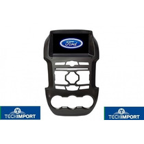 Central Multimidia P/ Ford Ranger 2013-2014 C/ Gps Sd Bt Etc
