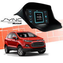 Central Multimidia New Ecosport Completa Com Sistema Sync