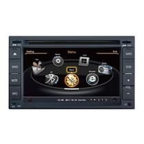 Central Multimídia Nissan Livina - Dvd, Gps, Tv, Bluetooth