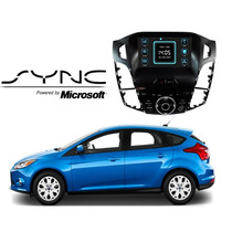 Central Multimidia Completa Ford New Focus Com Sistema Sync