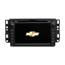 Kit Central Multimidia Dvd Gps 3g Chevrolet Captiva Tv