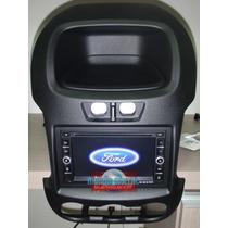Central Multimidia Nova Ford Ranger Xl 2012 2013 2014 2015