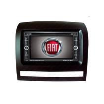 Central Multimídia Fiat Idea Kit Dvd Premium Completa Gps